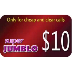 SuperJUMBLO  10  dollar