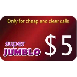 SuperJUMBLO  5  dollar